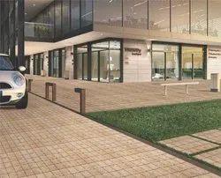 Matt Ceramic 60x60 Cm Glossy Outdoor Floor Tiles, Size: 60 * 60 (cm), Thickness: 0-5 mm