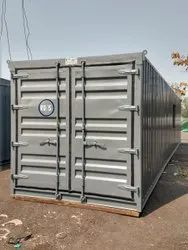 Portable SS Store Container