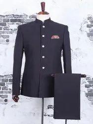 2-Piece Suit Party Jodhpuri Coat Pant