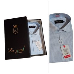 Premium Cotton Full Sleeves Check Shirts