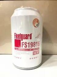 FS19816 Fleetguard Fuel Water Separator Dealer