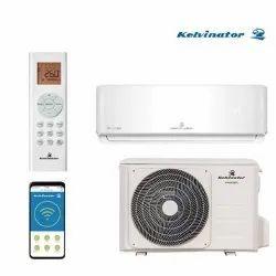 Kalvinator 3 Star Kelvinator Inverter Air Conditioner, Coil Material: Copper, Capacity: 1.5 Ton