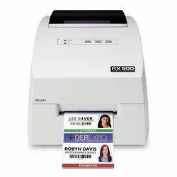 RX500 Color RFID Label & Tag Printer