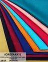 Ordinary 100% Cotton Satin Broken Twill Shirting Fabric