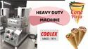 Pizza coolex Cone Moulding Machine