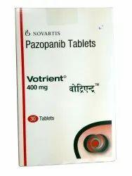 Pazopanib Votrient 400mg Tablets, Treatment: Kidney Cancer