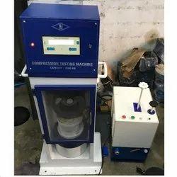 Digital Compression Testing Machine