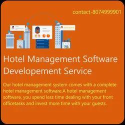 Online Full Time Hotel Management Software Developement Service