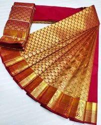 Elite Bridal Wedding Type Silk Sarees 4