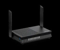 Wireless or Wi-Fi Black Netgear RAX20 Wifi Router, 2.4ghz: 600mbps,5ghz: 1200mbps