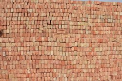 Jaipur Kiln Rectangular 1st Class Red Clay Brick, Size: 9*4*3 Inch