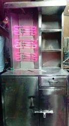 Electric Shawarma Grill Machine