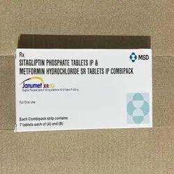 Janumet XR CP Tablet