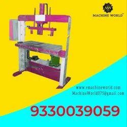 Fully Automatic Vertical Hydraulic Paper Thali Making Machine