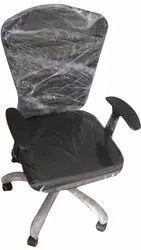 High Back Black Office Executive Revolving Chair