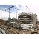 Concrete Frame Structures Commercial Hospital Construction Services