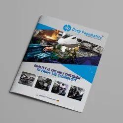 4 To 5 Working Days Brochure Design Service