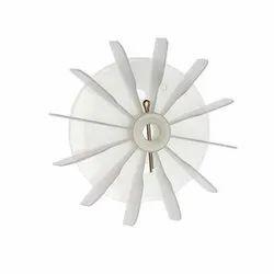 Plastic Fan Suitable For P-132 Frame Size