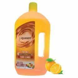 Liqueen Disinfectant Liquid Floor Cleaner, Packaging Size: 1 L
