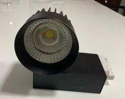 Black LED Track Light