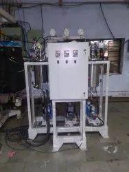 Pu Sole Making Machine
