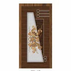 Decorative PVC Membrane Door