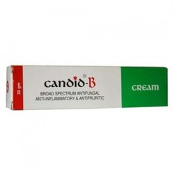 Candid B Cream ( Beclometasone And Clotrimazole)