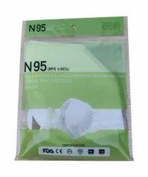 Reusable N95 Premium Quality Face Mask, Certification: Fda, Ce Etc