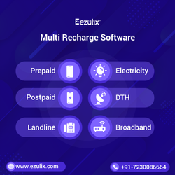 Multi Recharge Software, Request Free Live Demo- Ezulix