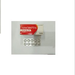 Acarcip 50mg Tablets