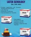 CRP Latex Serology Diagnostic Kits - Rapid CRP