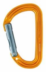 Petzl Carabiners And Quickdraws - SS'D Wall