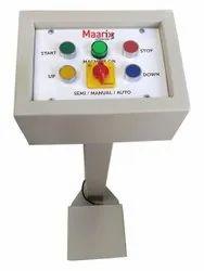 Maarix Hydraulic Press Control Panel, For Industrial