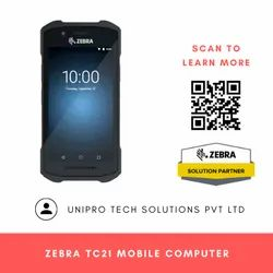 Zebra TC21 Wireless Handheld Touch Computer