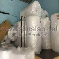 Chemical And Microbiological Packing Material Testing, Analysis Type: Physical/Chemical Properties, in Lab