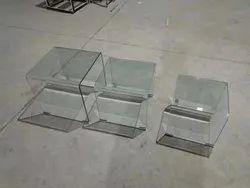 Square Bent Glass