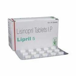 Lisinopril 5mg Tablet