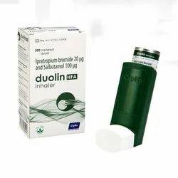 Duoline Hfa Inhaler
