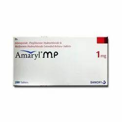 Amaryl MP 1mg Tablet