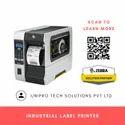 Industrial Label Printer, Max. Print Width: 4.09