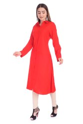 Rayon Formal Wear Full Sleeve Ladies Kurti, Size: L to XXL, Wash Care: Handwash