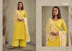 Trendy Designer Lawn Cotton Ladies Salwar Suits