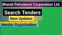 Online Bharat Petroleum Corporation Limited E-Tender Services, Proprietor Ship