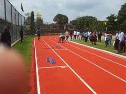 EPDM Running Track Flooring