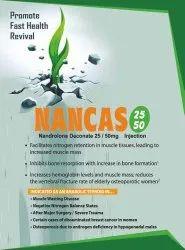 Nancas 25 Mg Injection