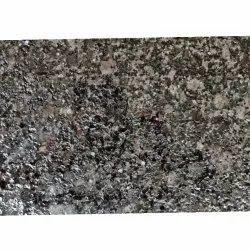 Rajasthan Black Lappato Granite, Slab, Thickness: 15 mm