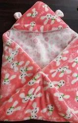 Red Cotton Baby Wrap
