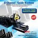 U Channel Forming Machine