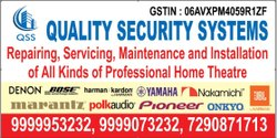 Installation, Repair And Servicing Of All High End Home Theater Systems