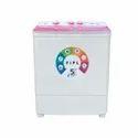 7.2 Kg Feltron Tuffen Glass Semi Automatic Washing Machine